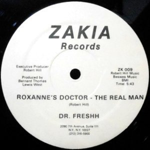 12 / DR. FRESHH / ROXANNE'S DOCTOR - THE REAL MAN