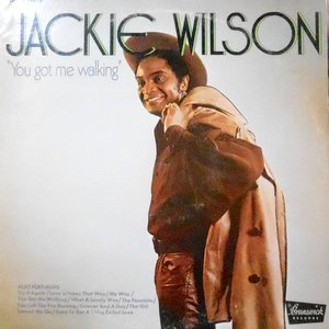 LP / JACKIE WILSON / YOU GOT ME WALKING