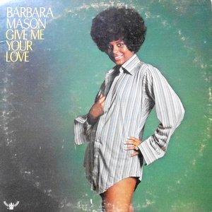LP / BARBARA MASON / GIVE ME YOUR LOVE