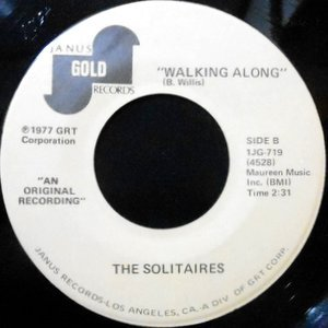7 / SOLITAIRES / WALKING ALONG / THE WEDDING