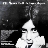 LP / BOB DOROUGH / I'LL NEVER FALL IN LOVE AGAIN