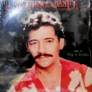 LP / CHARRO BAND CON EMILIO GUERRERO / VOL. II THIS IS EMILIO
