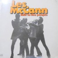 LP / LES MCCANN / TALK TO THE PEOPLE