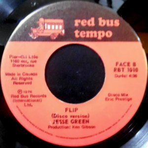 7 / JESSE GREEN / FLIP / FLIP (DISCO VERSION)
