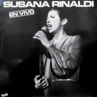 LP / SUSANA RINALDI / EN VIVO