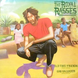 12 / THE ROYAL RASSES FEATURING PRINCE LINCOLN THOMPSON / OLD TIME FRIENDS / SAN SALVADOR