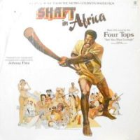 LP / O.S.T. / SHAFT IN AFRICA