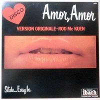 LP / ROD MCKUEN / AMOR, AMOR