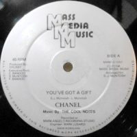 12 / CHANEL / YOU'VE GOT A GIFT / I'LL BE YOUR GIRL