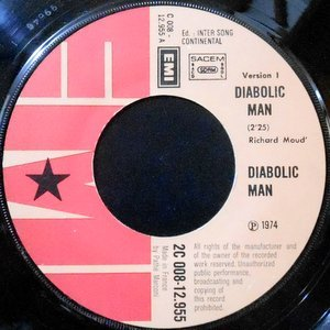 7 / DIABOLIC MAN / DIABOLIC MAN (VERSION 1) / (VERSION 2)