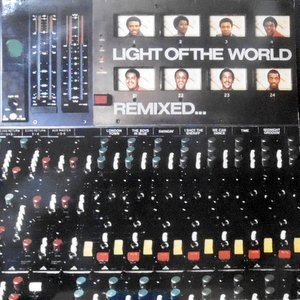 LP / LIGHT OF THE WORLD / REMIXED...