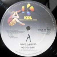 12 / HOT CUISINE / DISCO CALYPSO / SKUNKIN'