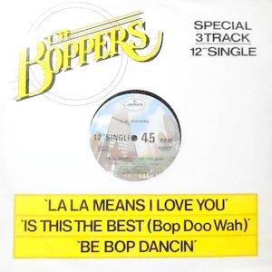 12 / L.A. BOPPERS / LA LA MEANS I LOVE YOU