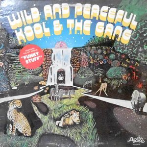 LP / KOOL & THE GANG / WILD AND PEACEFUL