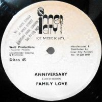 12 / FAMILY LOVE / ANNIVERSARY