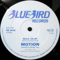 12 / MOTION / WALK ON BY / CRAZY BEAT