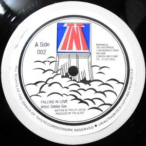 12 / DEBBIE GEE / FALLING IN LOVE / DON'T KNOW MUCH ABOUT LOVE
