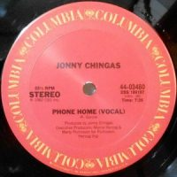 12 / JONNY CHINGAS / PHONE HOME / INSTRUMENTAL