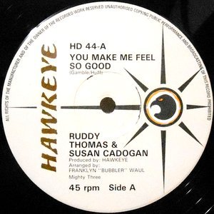 12 / RUDDY THOMAS & SUSAN CADOGAN / (YOU KNOW HOW TO MAKE ME) FEEL SO GOOD / GOOD GOOD FEELING