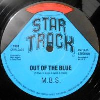12 / M.B.S. / OUT OF THE BLUE / IN THE MORNING
