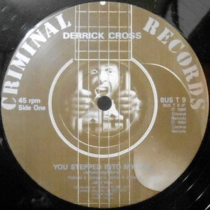 12 / DERRICK CROSS / YOU STEPPED INTO MY LIFE / NO LONGER STRANGERS