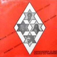 LP / 4 STAR (DENNIS BROWN, CARLTON MANNING,)/ SHOW CASE