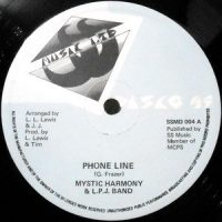 12 / MYSTIC HARMONY & L.P.J. BAND / PHONE LINE