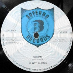 12 / RUDDY THOMAS / WOMAN