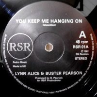 12 / LYNN ALICE & BUSTER PEARSON / YOU KEEP ME HANGING ON / PRETTY GIRL