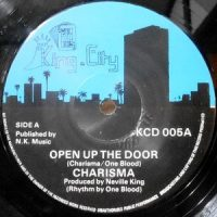 12 / CHARISMA / OPEN UP THE DOOR / IT'S A SIN