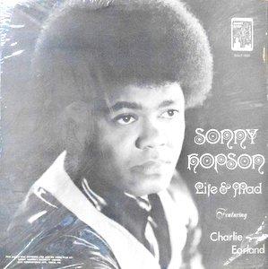 LP / SONNY HOPSON / LIFE & MAD