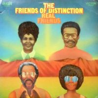LP / THE FRIENDS OF DISTINCTION / REAL FRIENDS