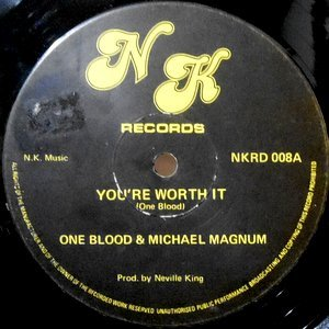 12 / ONE BLOOD & MICHAEL MAGNUM / YOU'RE WORTH IT