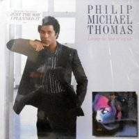 LP / PHILIP-MICHAEL THOMAS / LIVING THE BOOK OF MY LIFE