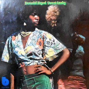 LP / DONALD BYRD / STREET LADY