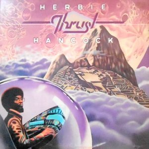 LP / HERBIE HANCOCK / THRUST