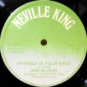 12 / ONE BLOOD / SPARKLE IN YOUR EYES / RIGHTEOUS MAN CHANT