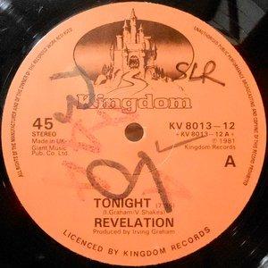12 / REVELATION / TONIGHT / FUSSIN' AND FIGHTIN'