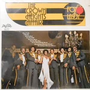 LP / CROWN HEIGHTS AFFAIR / FOXY LADY