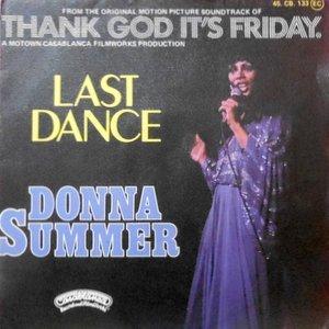7 / DONNA SUMMER / LAST DANCE