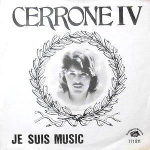 7 / CERRONE / JE SUIS MUSIC / ROCKET IN THE POCKET