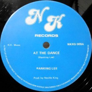 12 / RANKING LEE / ONE BLOOD / AT THE DANCE / DUB AT DANCE