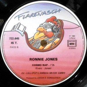 12 / RONNIE JONES / COSMO RAP / LET'S DO IT AGAIN