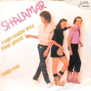 7 / SHALAMAR / I CAN MAKE YOU FEEL GOOD / HELP ME