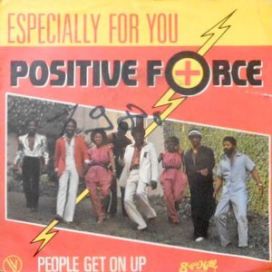 7 / POSITIVE FORCE / ESPECIALLY FOR YOU