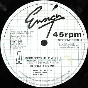 12 / BEGGAR AND CO. / (SOMEBODY) HELP ME OUT / RISING SUN