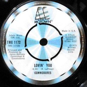 7 / COMMODORES / LOVIN' YOU / WONDERLAND