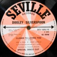 12 / DOOLEY SIVERSPOON / CLOSER TO LOVING YOU / IT'S SERIOUS
