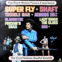 LP / THE CECIL HOLMES SOULFUL SOUNDS / THE BLACK MOTION PICTURE EXPERIENCE