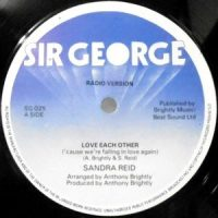 12 / SANDRA REID / LOVE EACH OTHER